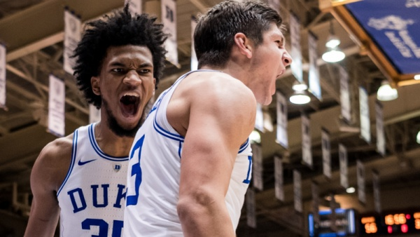 Allen, Bagley on Wooden Award Midseason List