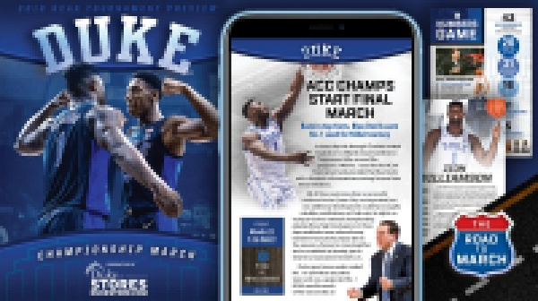 NCAA Tournament Preview Magazine Now Available