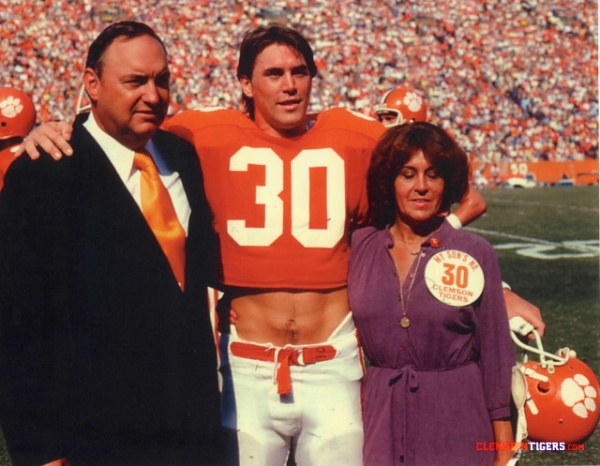 Former Clemson great Dwight Clark Passes