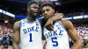 Zion, RJ Make NCAA History as Consensus All-Americans